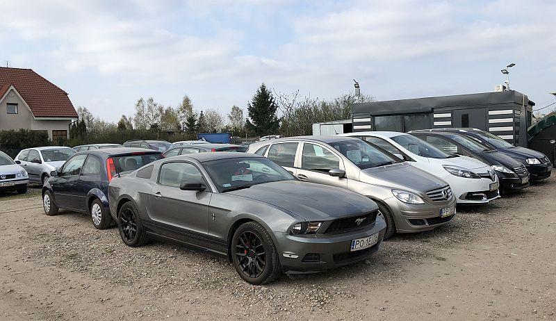 Skup aut w Poznaniu