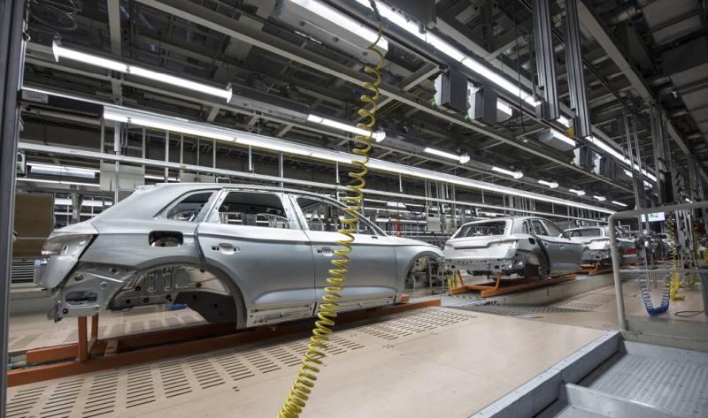 Nowoczesne technologie w branży samochodowej