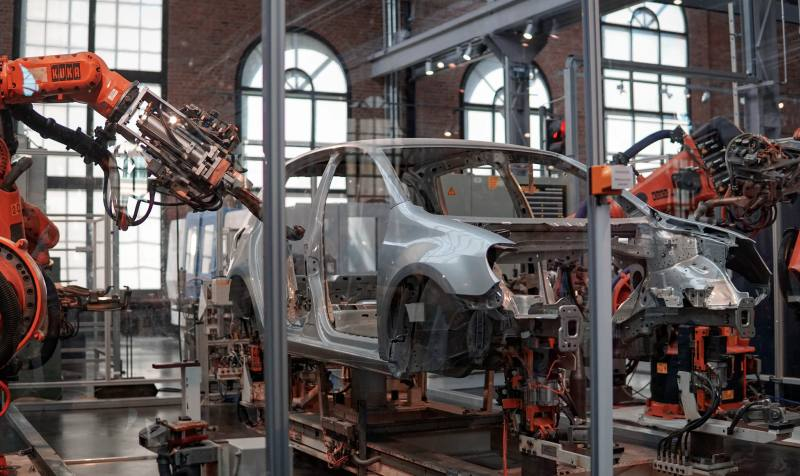Cięcie laserem, plazmą i tlenem - nowoczesne technologie w branży automotive